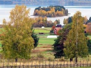 negara dengan musim gugur terindah di dunia