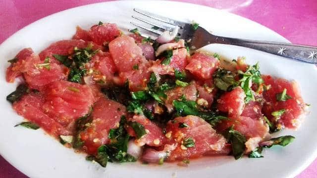 makanan khas Tidore maluku utara