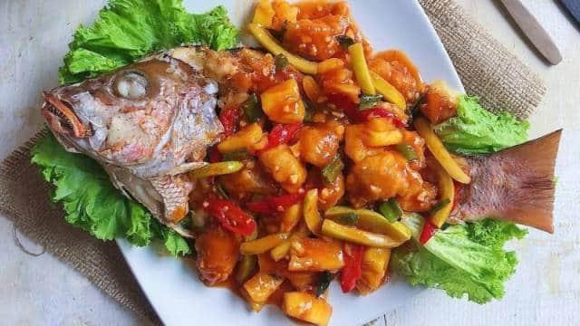 makanan khas Tidore
