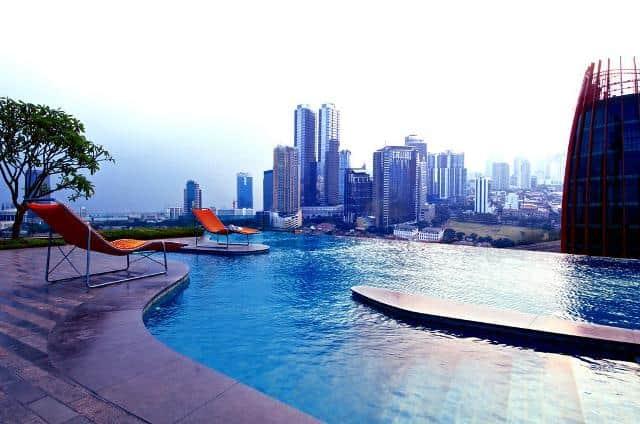 10 Hotel Dengan Kolam Renang Rooftoop Di Jakarta Hotel Di Jakarta