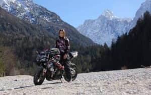 keliling dunia dengan motor