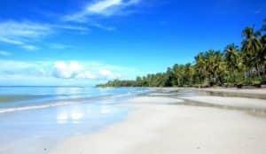pantai indah di Kalimantan