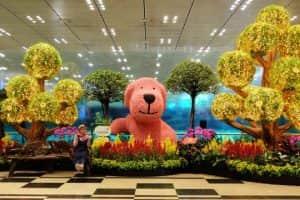 Spot wisata di Changi
