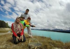 family travel blogger indonesia