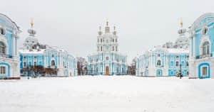 tempat wisata di Rusia