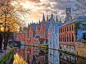 kota romantis di dunia