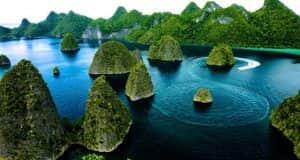 pulau romantis untuk bulan madu
