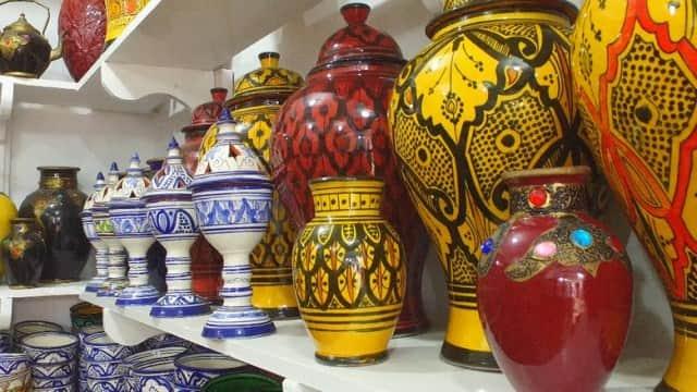 Oleh oleh khas Maroko