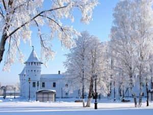 destinasi wisata di Rusia