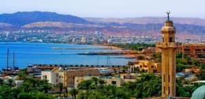 tempat wisata yordania