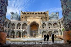 Tempat Wisata di Uzbekistan