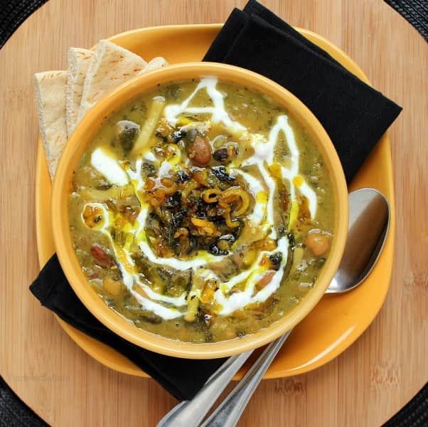 Makanan Khas Iran
