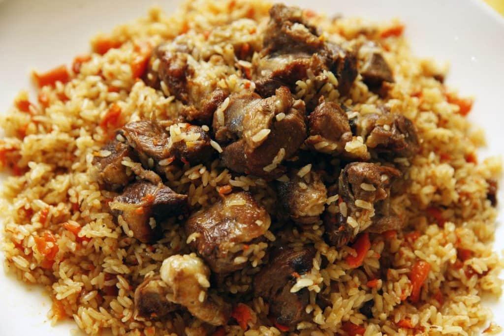 makanan khas negara Iran
