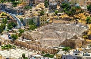Wisata Sejarah di Yordania