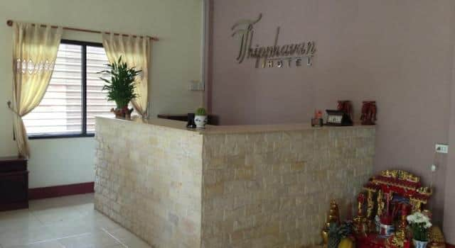 Hotel Budget di Laos