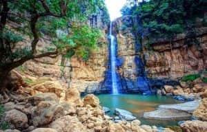 Spot Wisata di Taman Nasional Geopark Ciletuh