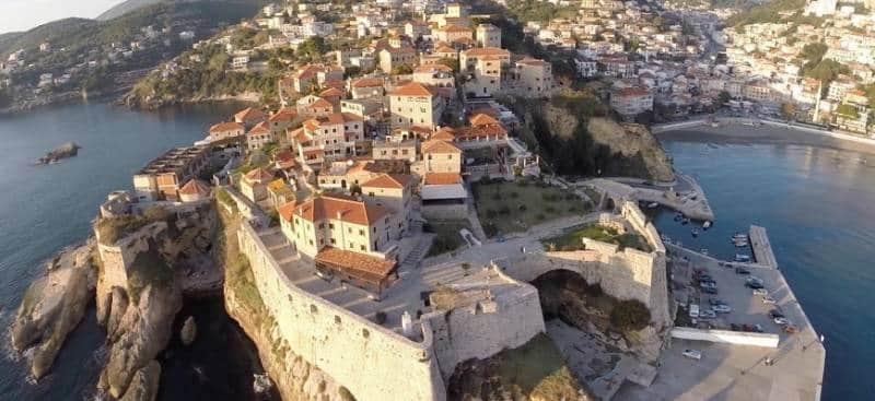 tempat wisata montenegro