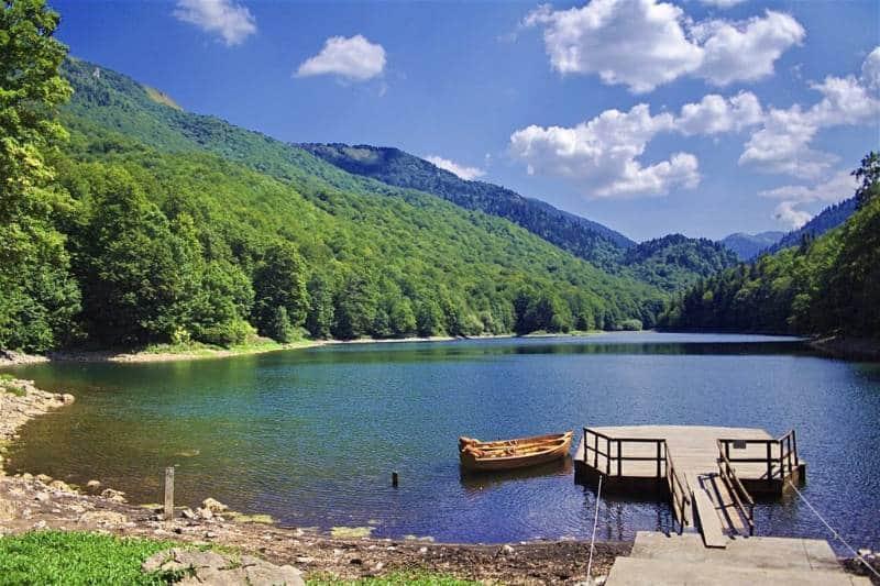 wisata di negara montenegro