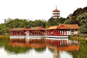 Taman Unik Dan Cantik Di Singapura