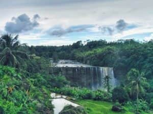 Taman Nasional Geopark Ciletuh