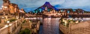 Theme Park paling seru di dunia