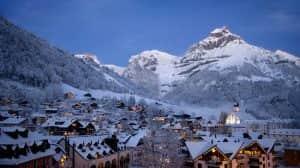 tempat bermain Ski Terbaik di Eropa