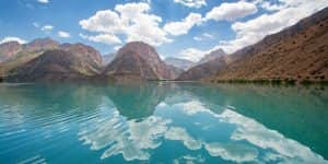 Tempat Wisata di Tajikistan