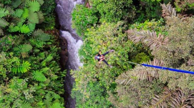 Spot Bungee Jumping di Indonesia