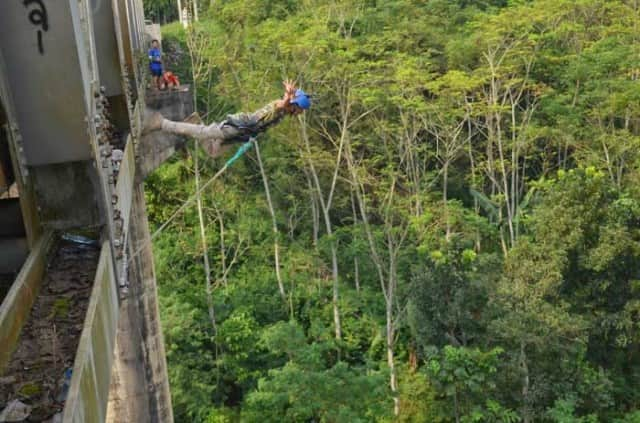 bungee Jumping di Indonesia