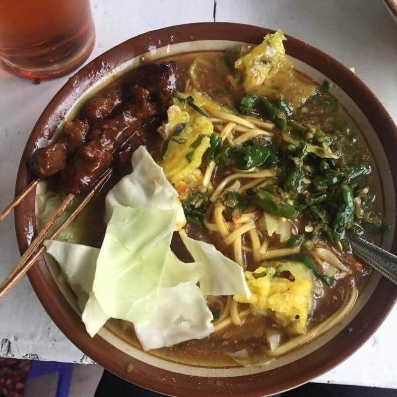 11 Makanan Khas Wonosobo Rasanya Manja Di Lidah