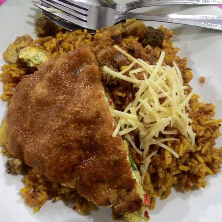 Nasi Goreng Babat Paling Enak di Semarang