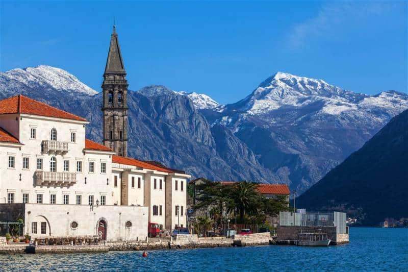 obyek wisata montenegro