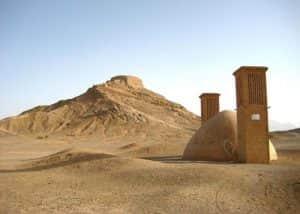 Tempat Menarik di Iran