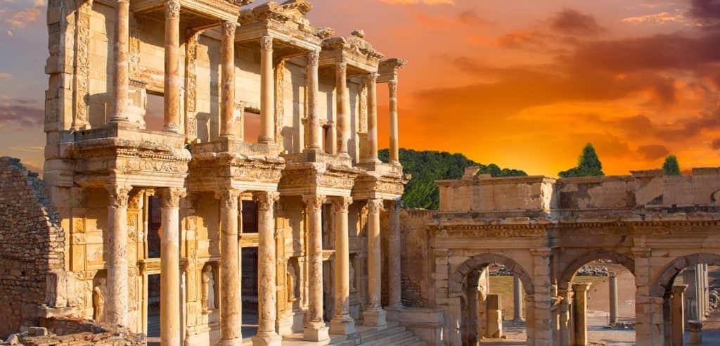 kota kuno di dunia