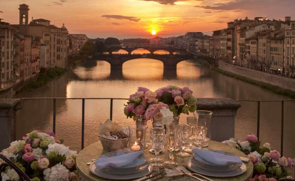 tempat rimantis di Eropa meryakan valentine