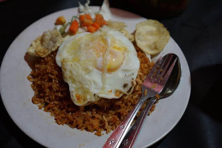 Nasi Goreng Warung Bhakti