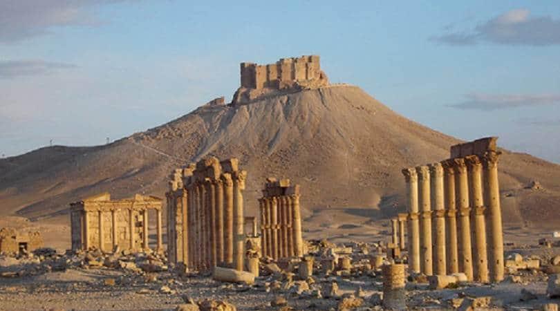 kota kuno di dunia yang pernah hilang