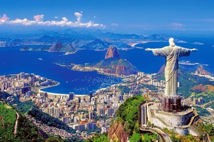 10 Tempat Wisata Terbaik Dan Menarik di Brazil