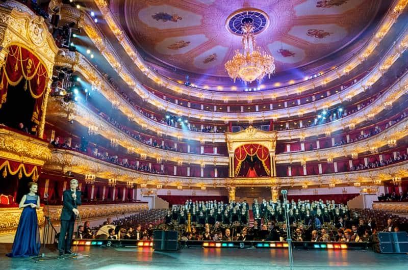 tempat wisata di moscow rusia