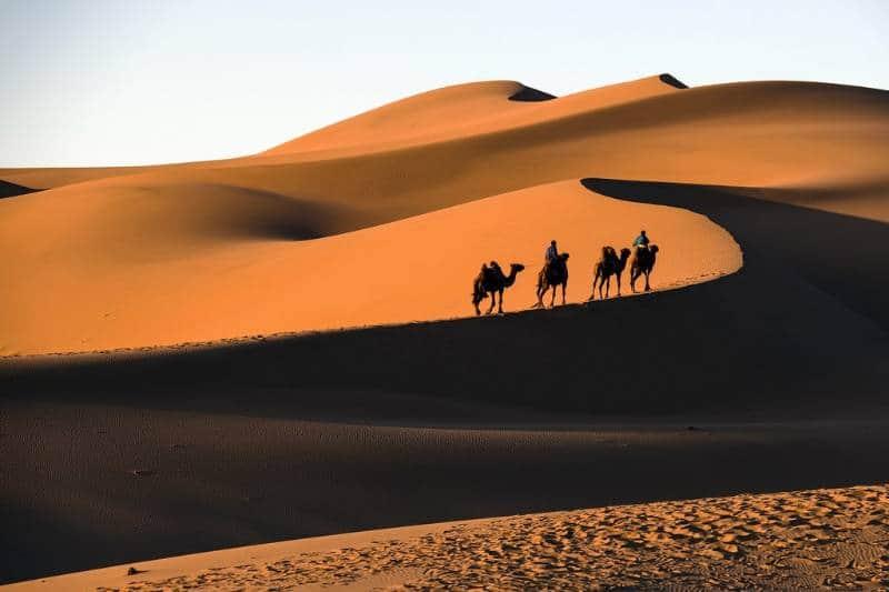 gurun pasir indah di dunia