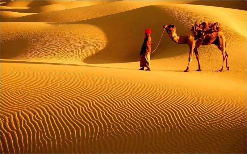 gurun pasir di dunia