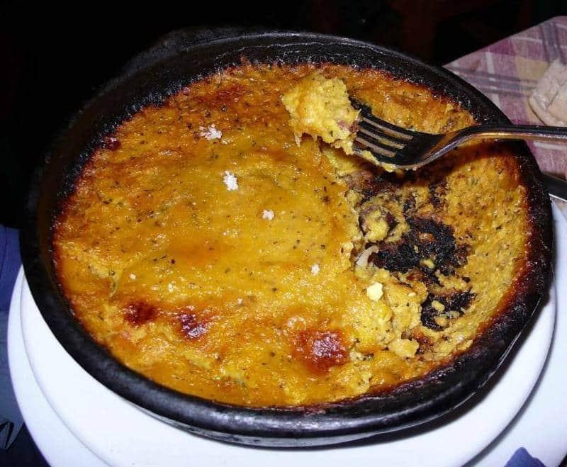 makanan khas chile