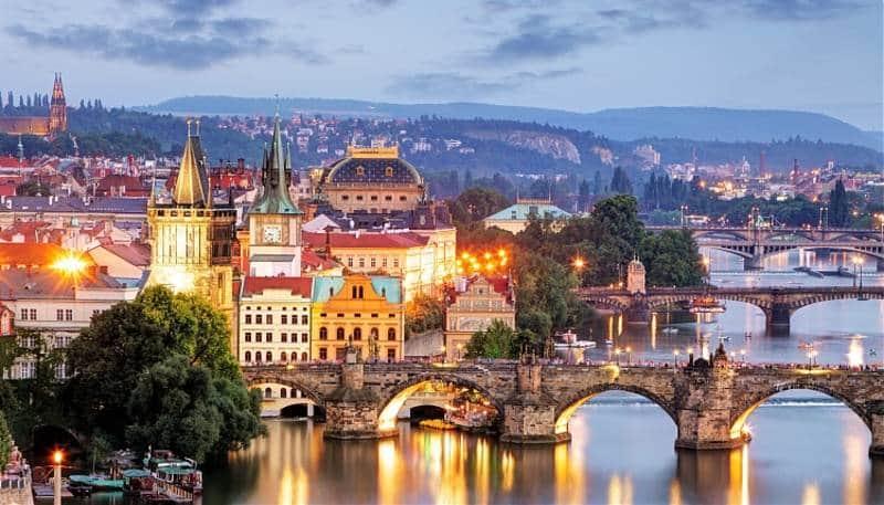 kota terindah di Eropa