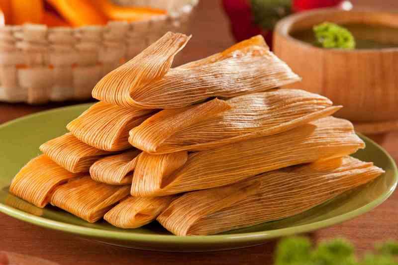 makanan khas mexico
