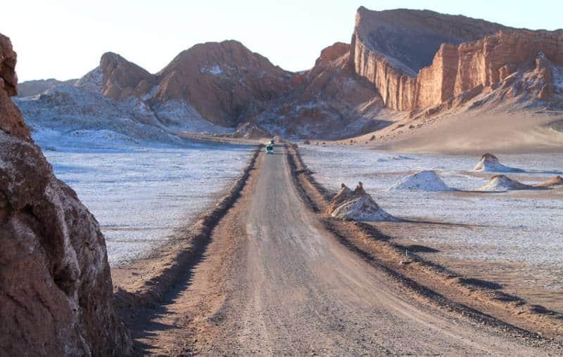 padang pasir di dunia