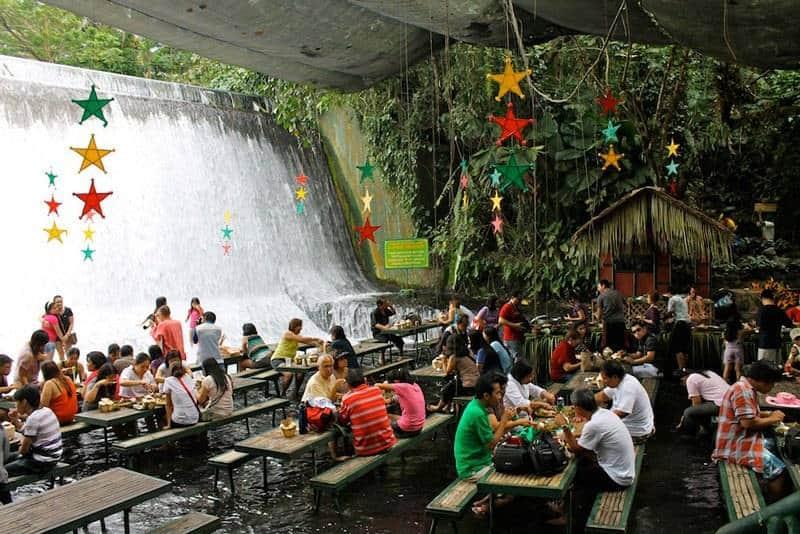 restoran unik di dunia