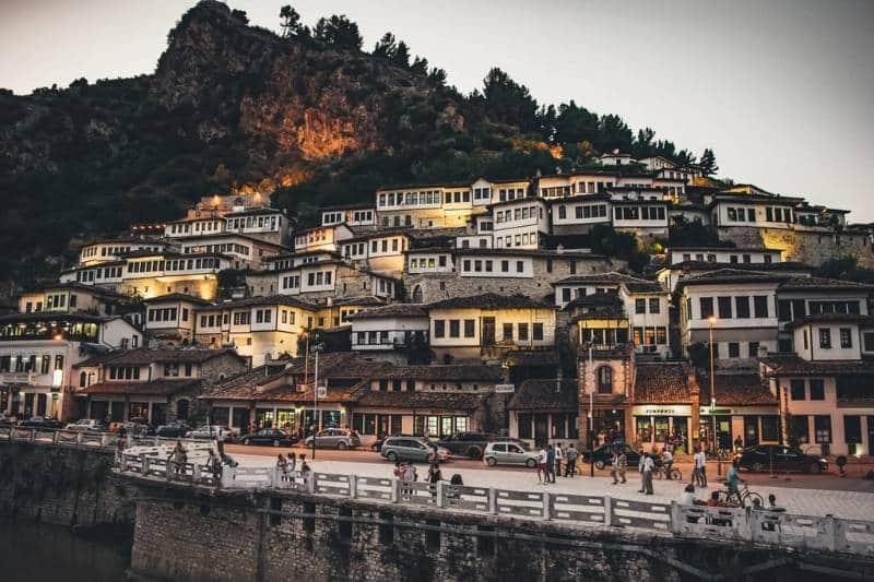 tempat wisata di albania