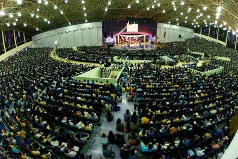 gereja terbesar dan termegah di indonesia