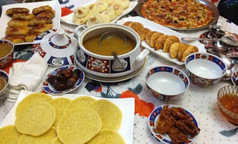 tradisi unik menyambut ramadhan dari berbagai manca negara