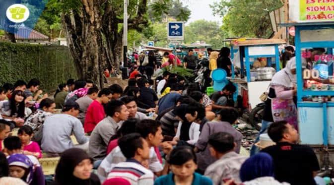 tradisi ramadhan di indonesia